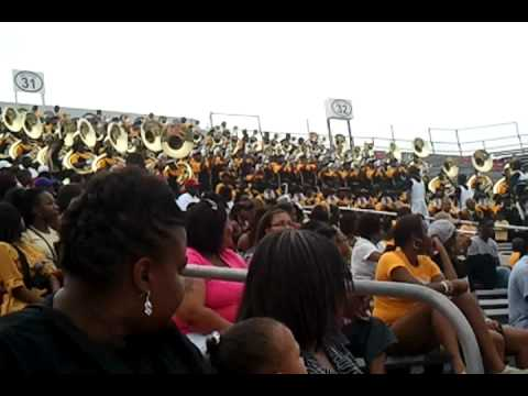 UAPB-M4 2011 @ Delta Classic Vs. Langston