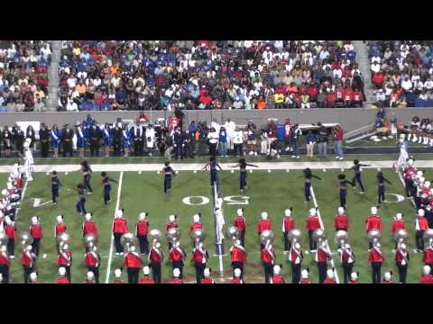 Tennessee ST Halftime Southern Heritage 2011