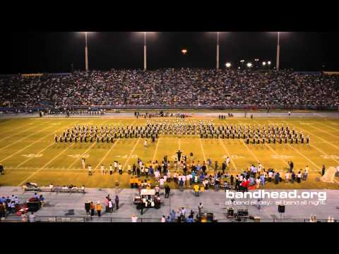 Southern University Halftime Show - Boombox Classic (2011)