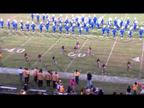 Fort Valley St. - Halftime Show (vs. Tuskegee)