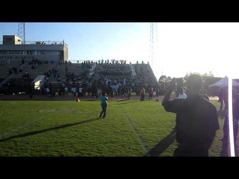 MVSU VS JSU 2011 5TH QUARTER RD 3