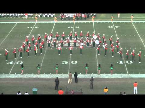 LeFlore High School, Mobile, AL - 2011 Southern Explosion BOTB Field Show