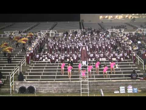 Alabama A&M University Band 2011 - Out Of My Head