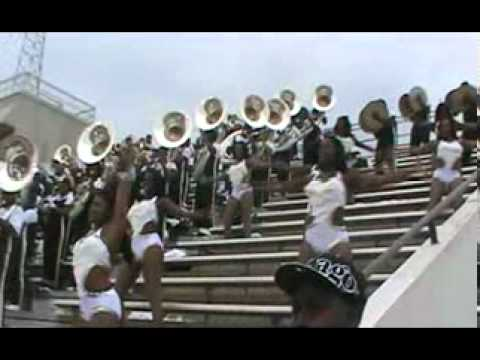 MVSU vs. Alabama State University 2011