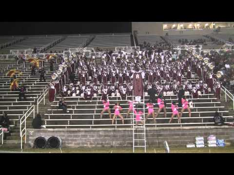 Alabama A&M University Band 2011 - My Last