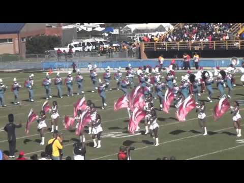 "Delaware State University Marching Band- ""The Approaching Storm"""