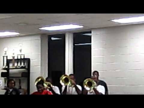 MDCC SPIRIT OF THE DELTA MARCHING BAND 2011