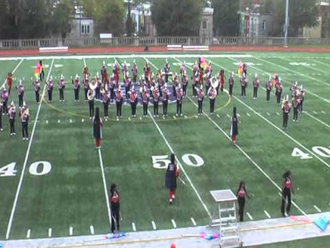 WILLINGBORO HIGH SCHOOL BAND 10.22.11
