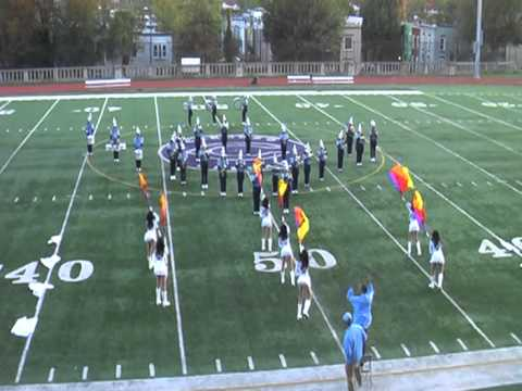 EASTERN HIGH SCHOOL BAND 10.22.11