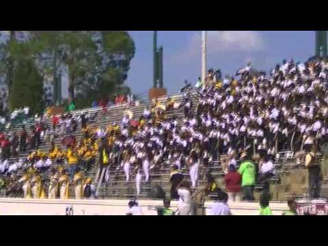 ALABAMA STATE VS ALBANY STATE NECK 2011