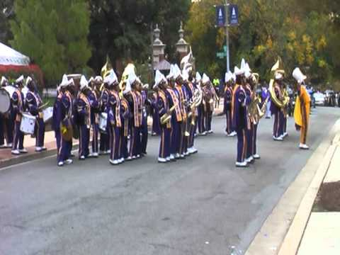 CAMDEN HIGH SCHOOL BAND 10.22.11