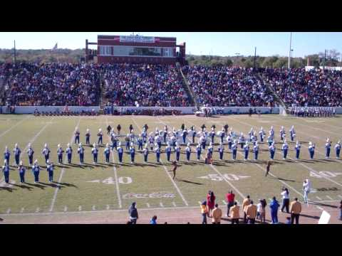 Fort Valley St. - Fountain City Classic Halftime Show