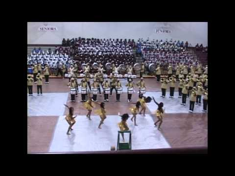 NSU Hot Ice 2011 (I.C. Norcom Band Day)-  End of Time by Beyonce