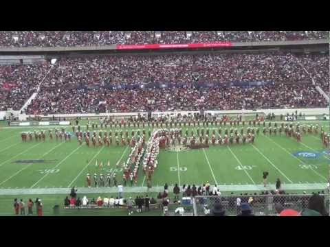 "FAMU's ""Marching 100"" @ 2011 Florida Classic Game"