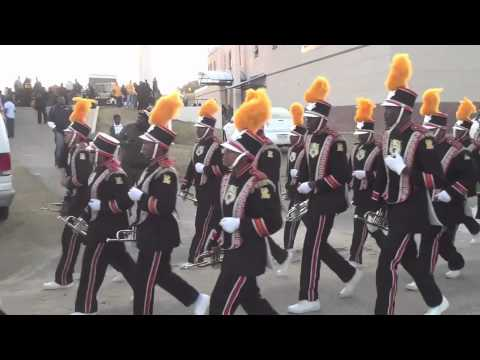 """World Famed"" Marches out of Veteran MemoriaStadium (2011)"