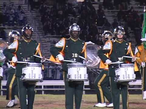 NSU Spartan Legion Performance at Kings Fork HS 2011