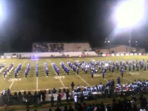 minor high school homecoming field show 2011