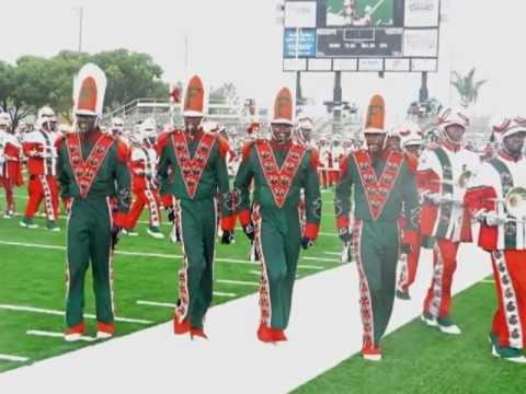 Robert Champion - FAMU Drum Major Tribute - Marching 100 - Order My Steps