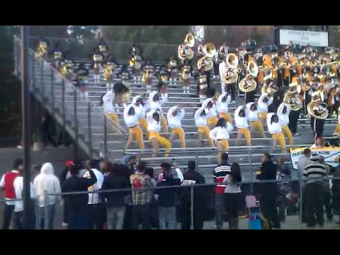 "UAPB Golden Girls ""Unthinkable"" 2011"
