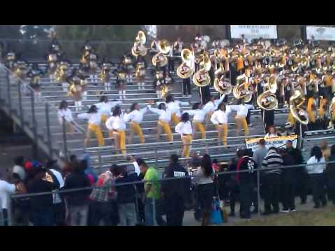 "UAPB Golden Girls ""Break My Heart"" 2011"