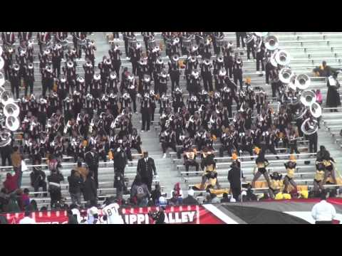 """Grambling's """"World Famed"""" Marching Band """"What Kind OF Man Would I BE"""""""