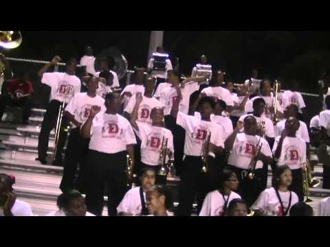 "Donaldsonville High School Marching Band 2011 ""My Last"""