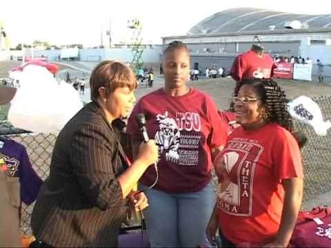 """UHN in """"Da House"""" at the Labor Day Classic 2011 TSU and PV"""