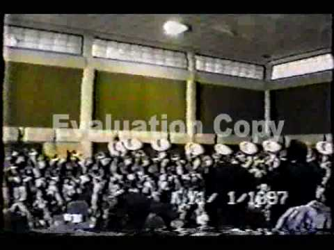 "Southern University ""This is for You"" Fanfare 1997 Homecoming"