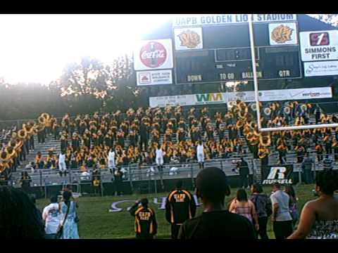 UAPB - never can say goodbye 2009