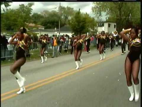 Corliss Marching Band Trojettes 2005