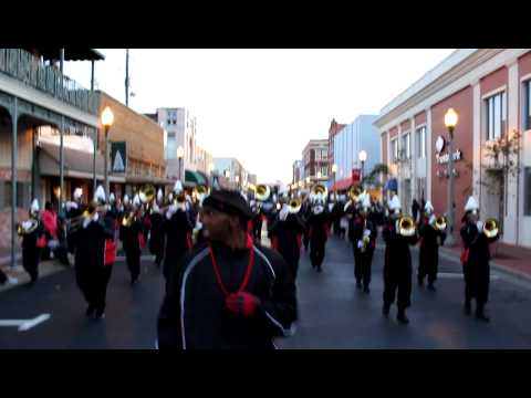 SPIRIT OF THE DELTA MARCHING BAND