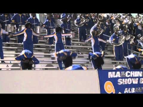 Golden Passionettes of Albany State University 2011