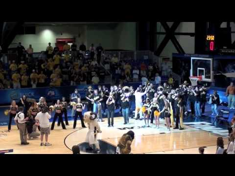 2011 Final Four  Battle  of the  pep bands  winners  VCU