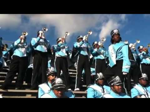 Livingstone college trumpets 2011