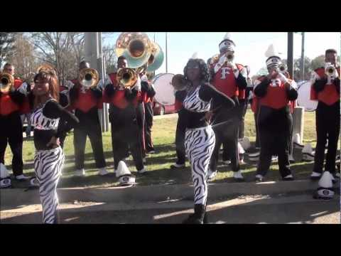 PINE BLUFF HIGH VS FAIRLEY 2012