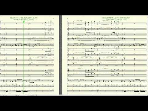 """HeadBussas"" Lil Scrappy/Lil Jon Arr. By: Brandon G. Mitchell for Marching/Concert Band"