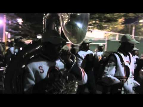 "Virginia State UNiversity- 2010 ""Marching Trojan Explosion"""
