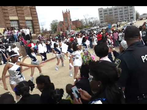 2012 Huntington High School Marching Band-Shreveport TAKE YOUR TIME