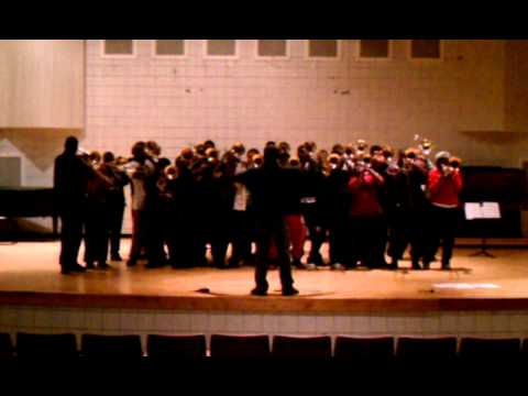 SCSU Trombones - Higher Learning 2012