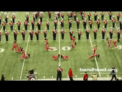 Marchingsport Edition - Winston Salem State University @ Honda Battle of the Bands 2012
