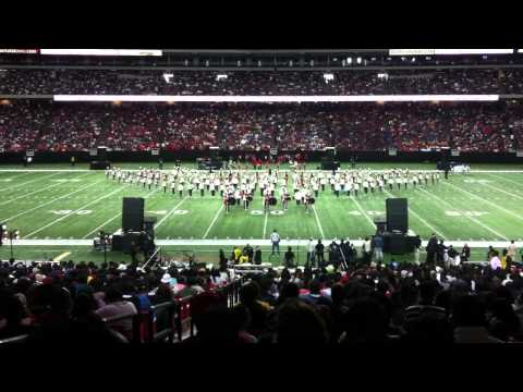 Winston Salem State University - Honda Battle of the Bands (2012)