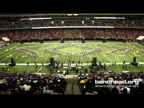 Marchingsport Edition - South Carolina State University @ Honda Battle of the Bands 2012