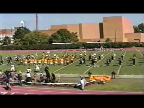 BSU S.O.S. - Halftime at Morehouse 2000