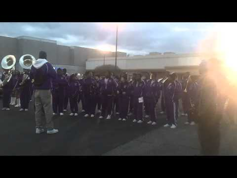 Donaldsonville High Marching Band vs Lutcher High Marching Band