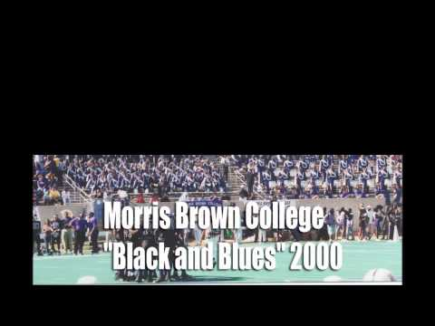 "Morris Brown College ""Black and Blues"" 2000[audio]"
