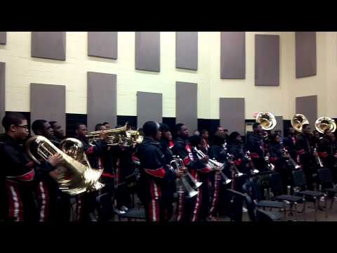 "Shaw High School - ""I'll Be There"" - 2012"