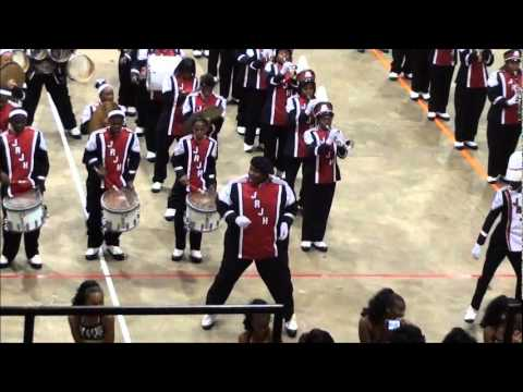 HAVENVIEW VS JACK ROBEY VS HICKORY RIDGE PROMO 2012