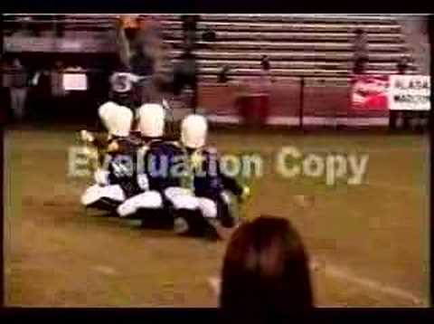 Miles College PMM Field Show