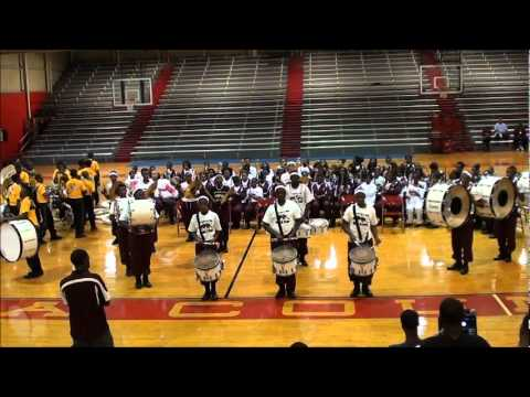 KING OF THE MIDSOUTH DRUMLINE ROUND 2 2012