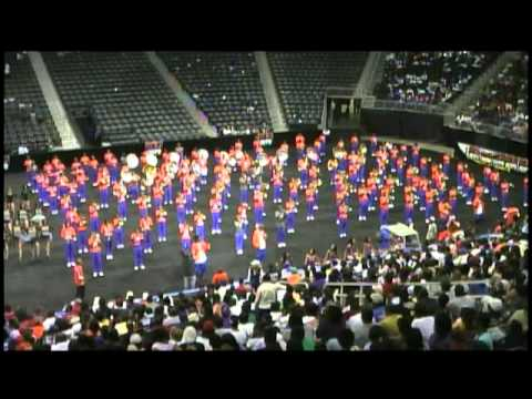 Redan vs Columbia - Dance Routine 09